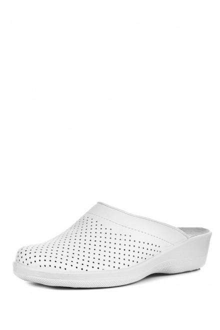 51-09 Обувь женская Сабо (белый)