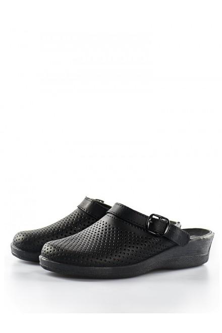52-01М Обувь Мужсккая Сабо (черный)