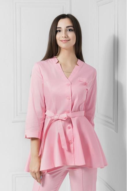 Костюм женский  081 (розовый)
