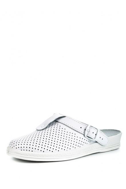 74-04А Обувь женская (цвет белый)